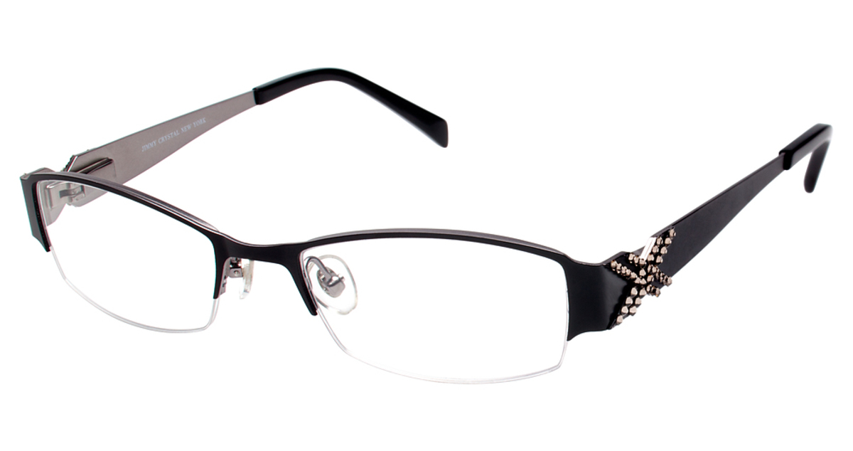 Eyeglass Frames New York : Jimmy Crystal New York Rome Eyeglasses Frames