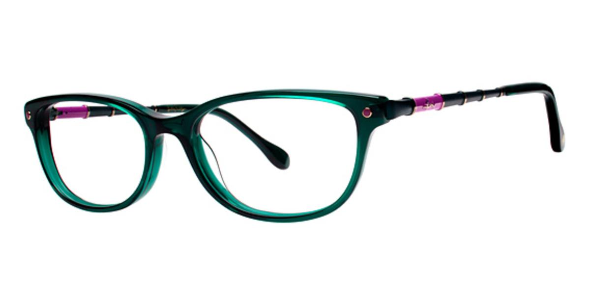 Eyeglass Frames Lilly Pulitzer : Lilly Pulitzer Thandie Eyeglasses Frames