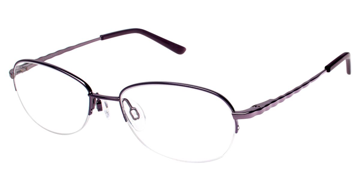 Best Titanium Frame Glasses : Charmant Titanium TI 12084 Eyeglasses Frames