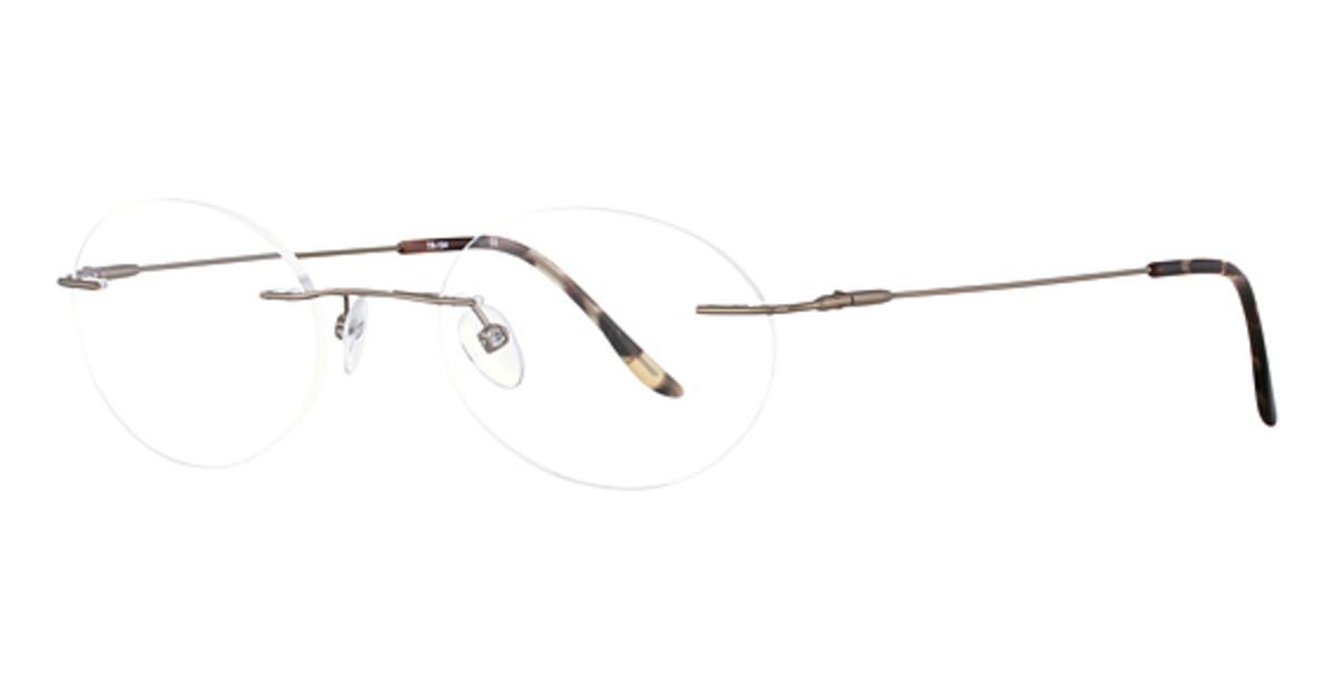 Totally Rimless TR 194 Eyeglasses Frames