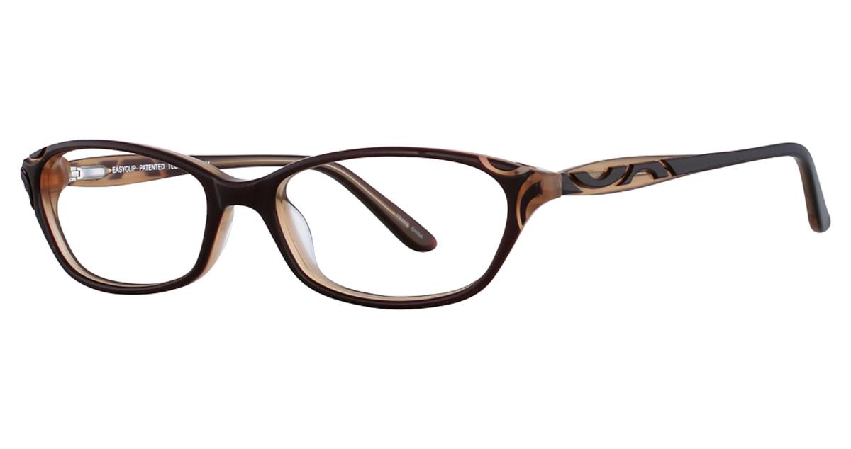 Aspex Easy Clip Eyeglass Frames : Aspex EC279 Eyeglasses Frames