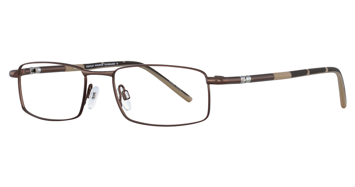 Aspex Easy Clip Eyeglass Frames : Aspex EC266 Eyeglasses Frames