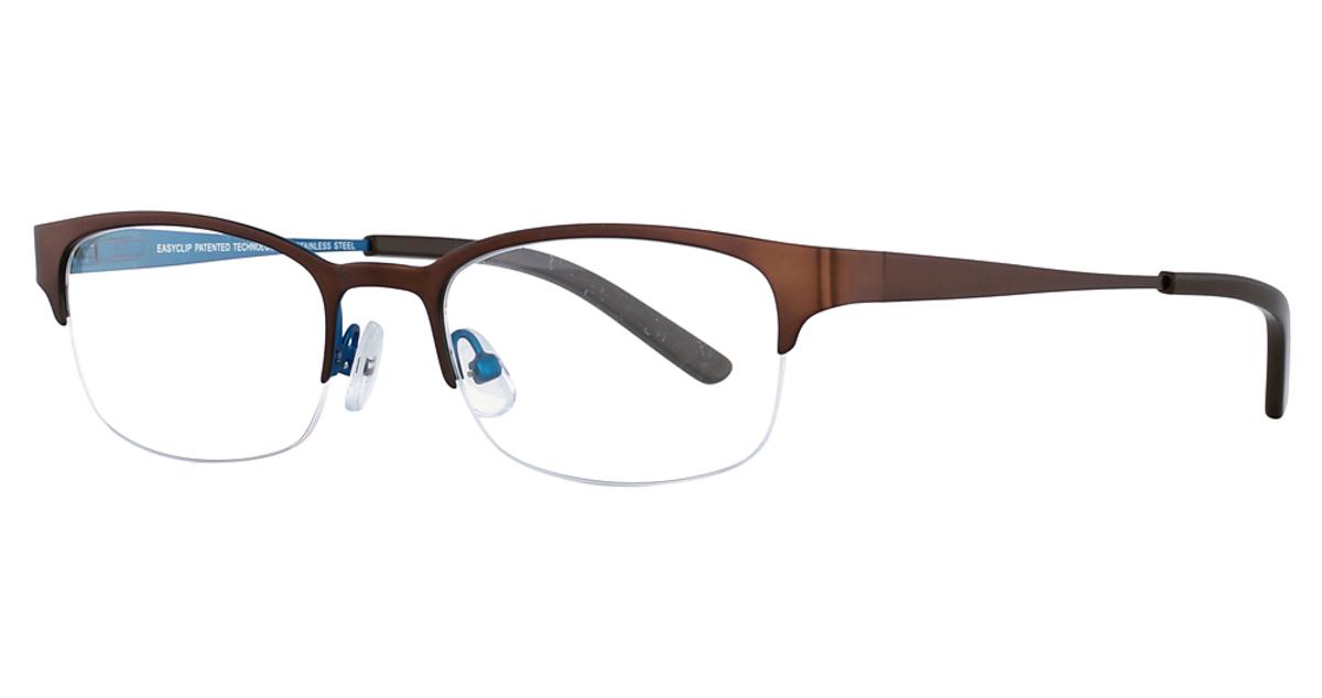 Aspex Easy Clip Eyeglass Frames : Aspex EC270 Eyeglasses Frames