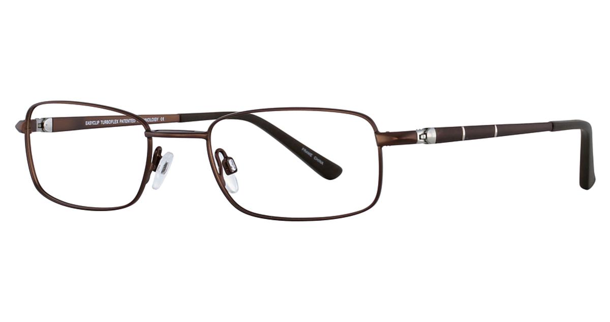Aspex Easy Clip Eyeglass Frames : Aspex EC278 Eyeglasses Frames