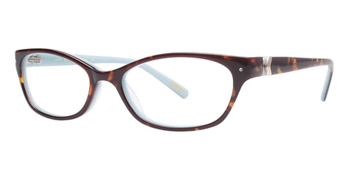 Eyeglass Frames Via Spiga : Via Spiga Rosaria Eyeglasses Frames