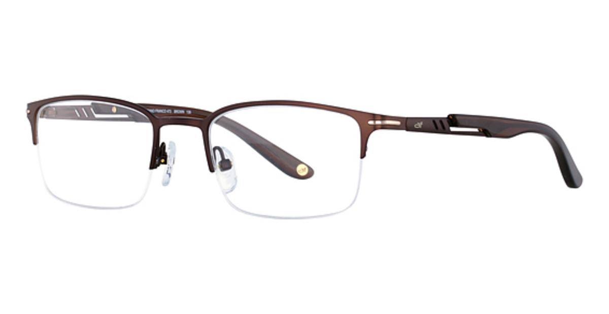 Sans Pareil Adriano Franco 473 Eyeglasses
