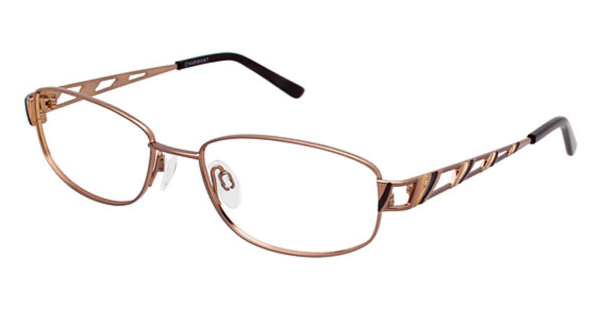 Eyeglass Frames Titanium : Charmant Titanium TI 10870X Eyeglasses Frames