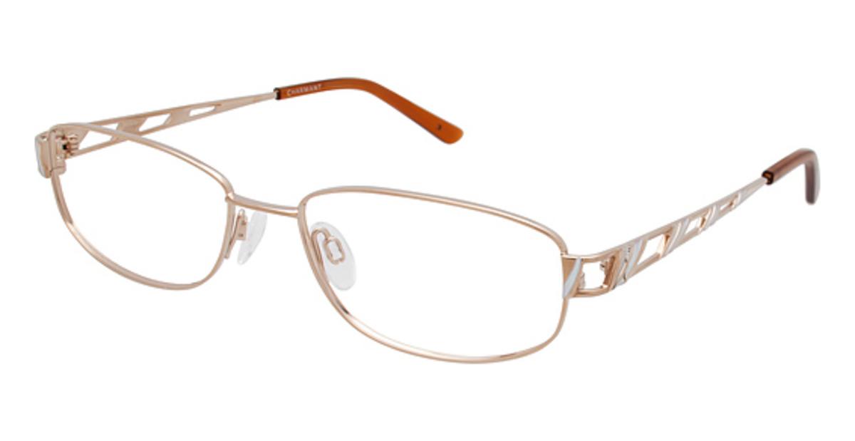 Charmant Titanium TI 10870X Eyeglasses Frames