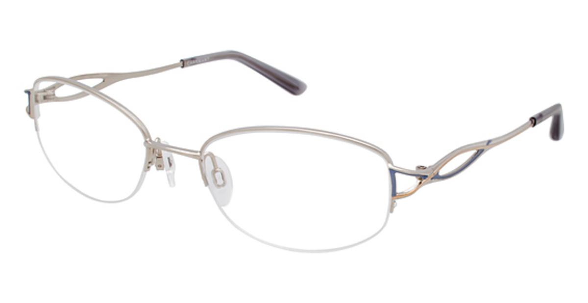 Eyeglass Frames Titanium : Charmant Titanium TI 12073 Eyeglasses Frames