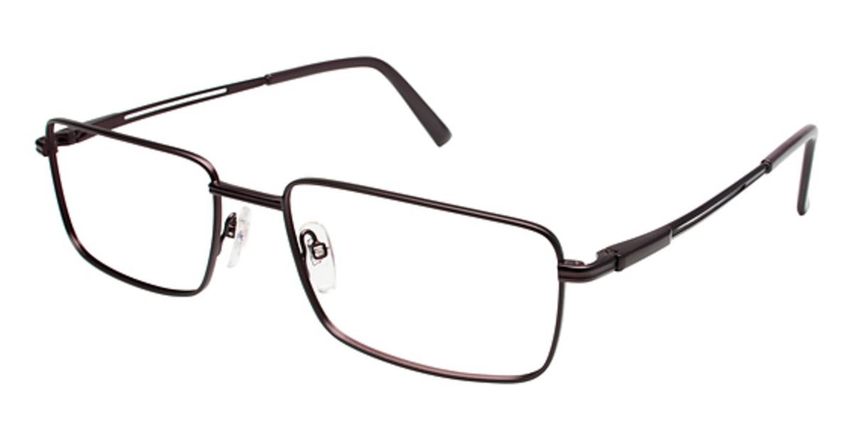 A&A Optical Buffalo Eyeglasses