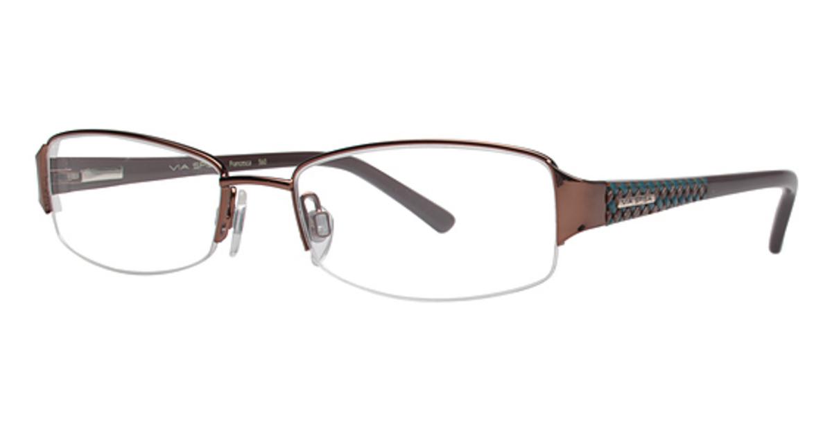 Eyeglass Frames Via Spiga : Via Spiga Francesca Eyeglasses Frames