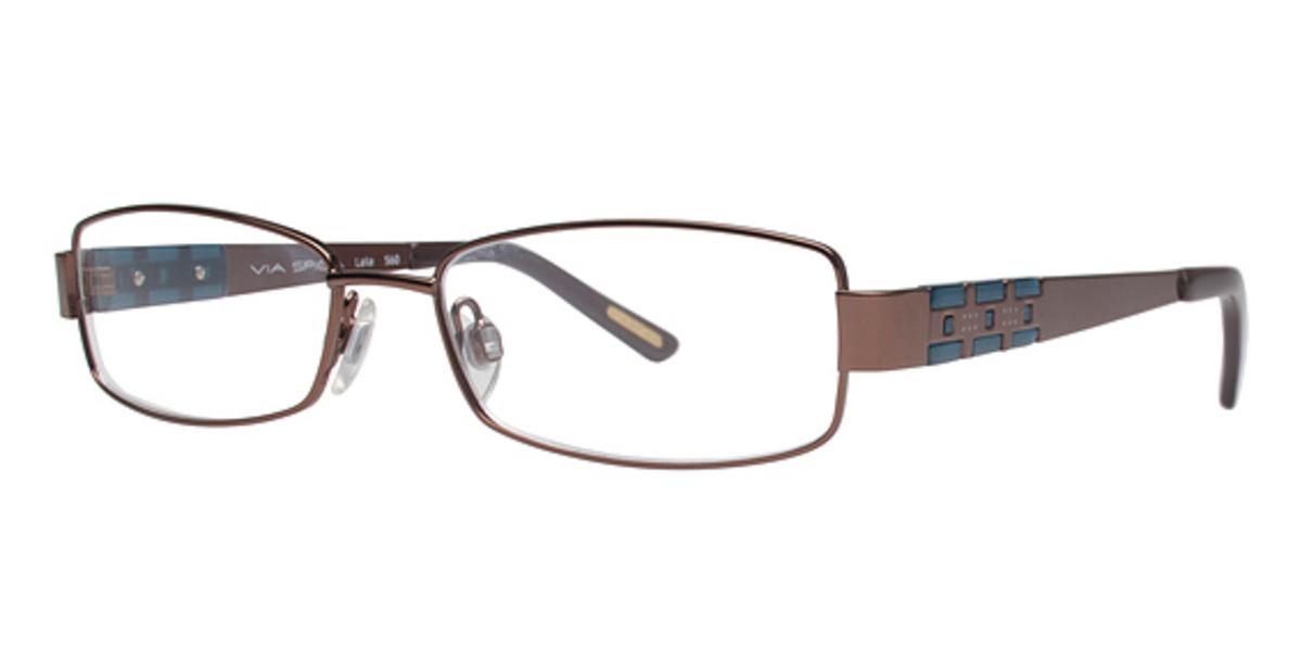 Eyeglass Frames Via Spiga : Via Spiga Lalia Eyeglasses Frames