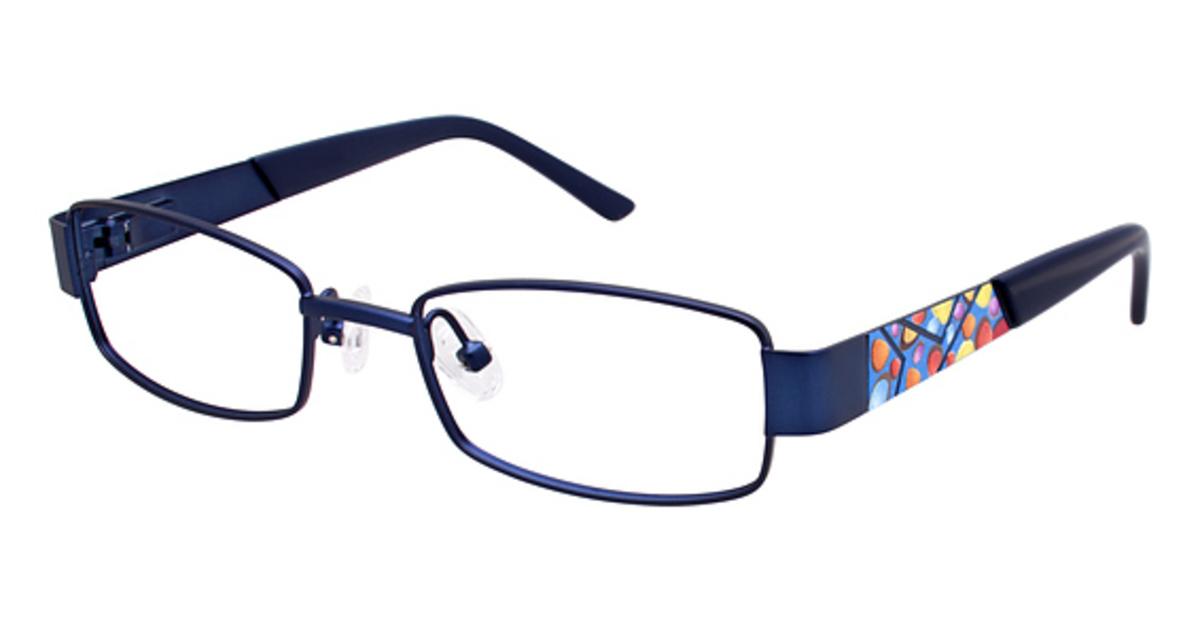 A&A Optical Hula Hoop Eyeglasses