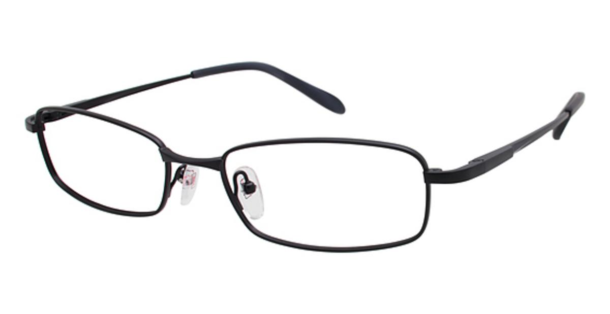 A&A Optical Horned Frog Eyeglasses