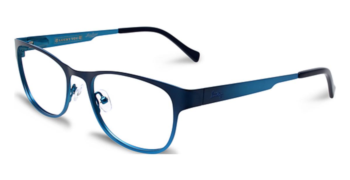 Lucky Brand Pacific Eyeglasses Frames
