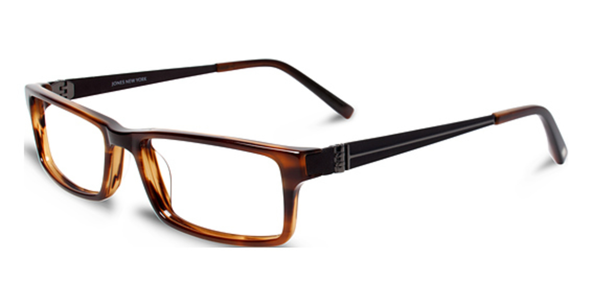 Eyeglass Frames New York : Jones New York Men J521 Eyeglasses Frames
