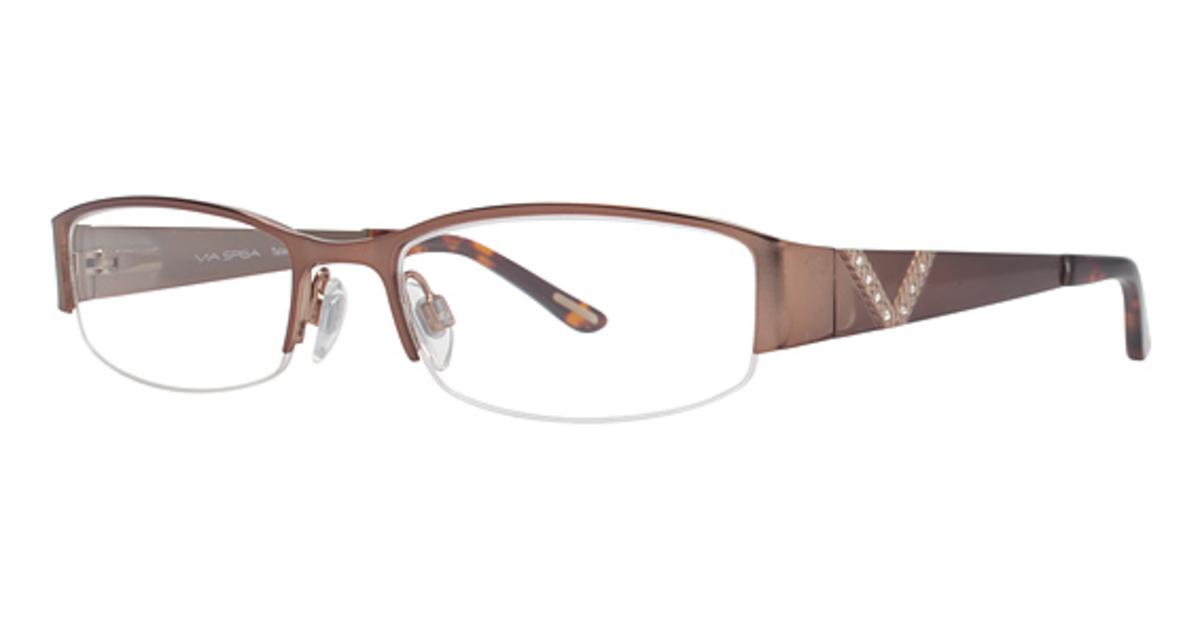 Eyeglass Frames Via Spiga : Via Spiga Talana Eyeglasses Frames
