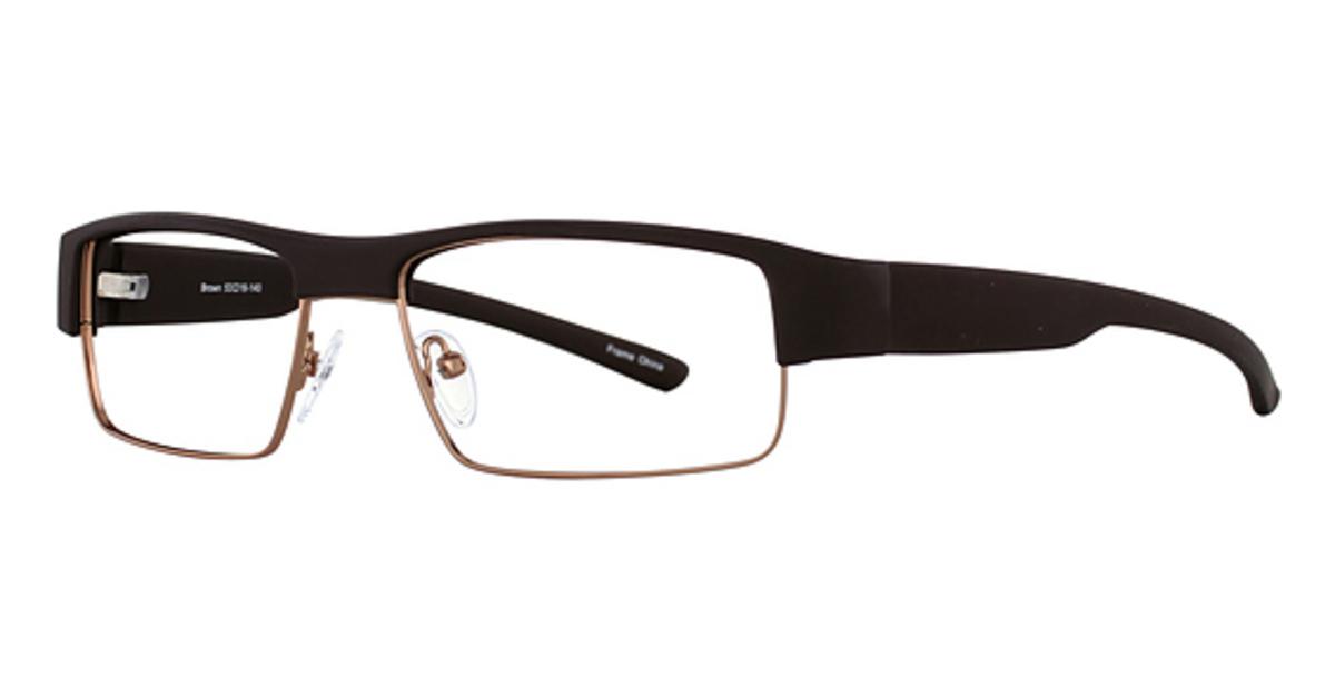 Capri Optics DC 120 Eyeglasses Frames