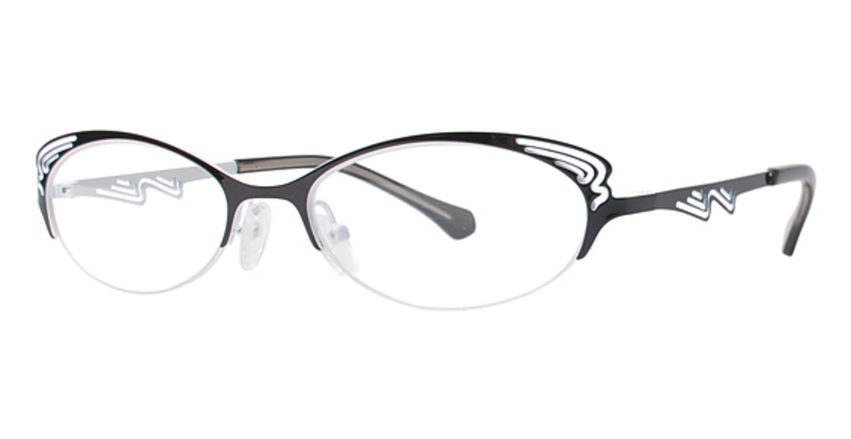 333770218b Project Runway 122M Eyeglasses Frames