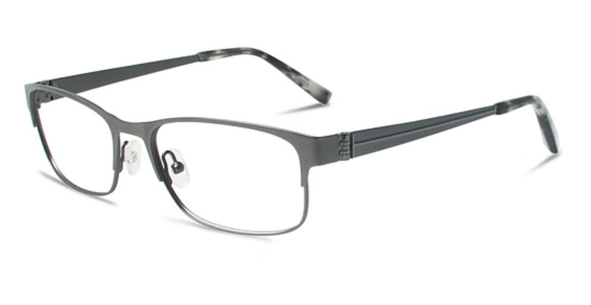 Eyeglass Frames New York : Jones New York Men J344 Eyeglasses Frames