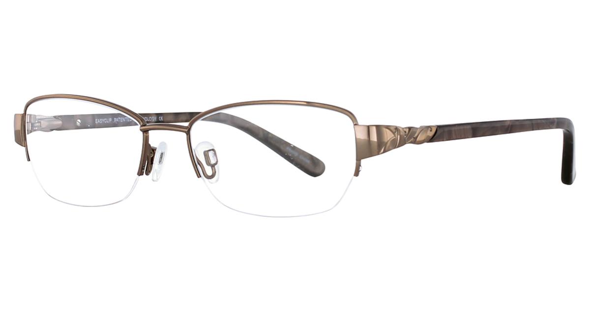 Aspex Easy Clip Eyeglass Frames : Aspex EC305 Eyeglasses Frames
