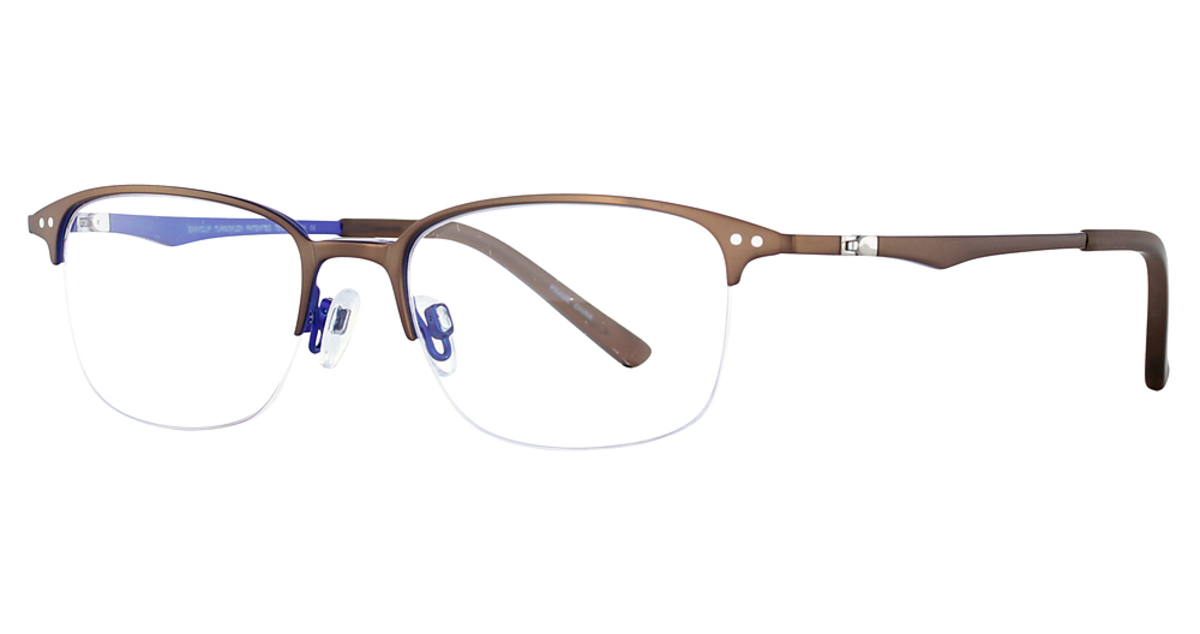 Aspex Easy Clip Eyeglass Frames : Aspex EC296 Eyeglasses Frames