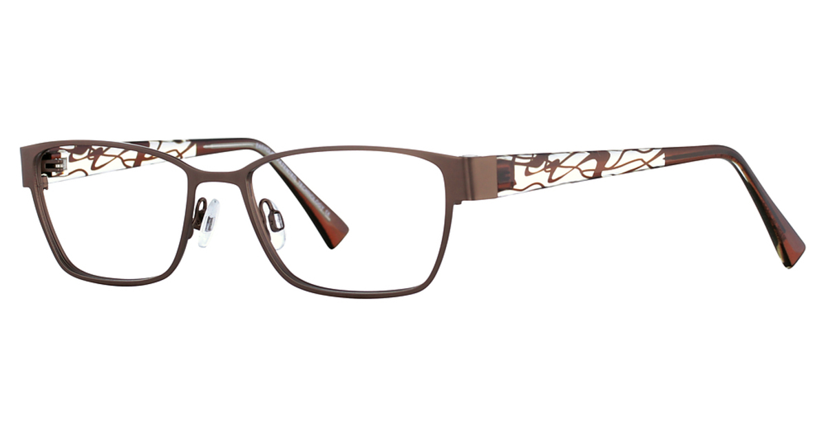 Aspex Easy Clip Eyeglass Frames : Aspex EC292 Eyeglasses Frames