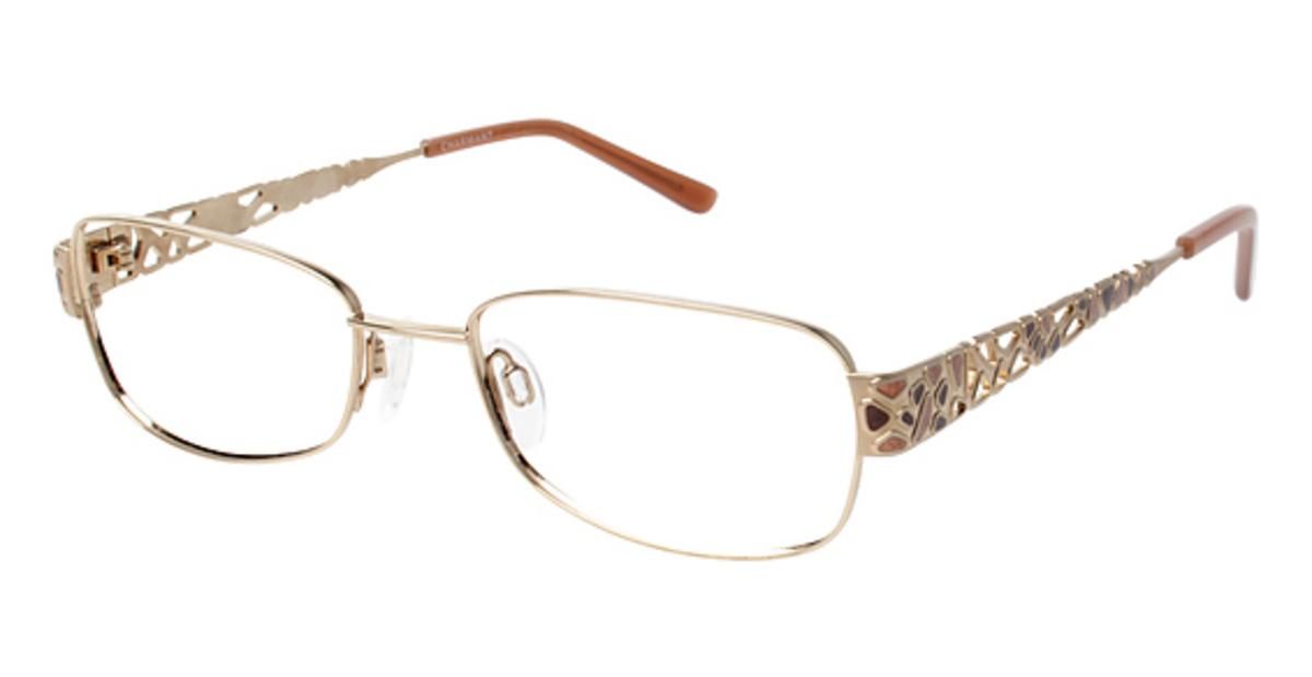 Eyeglasses Frame Titanium : Charmant Titanium TI 12106 Eyeglasses Frames