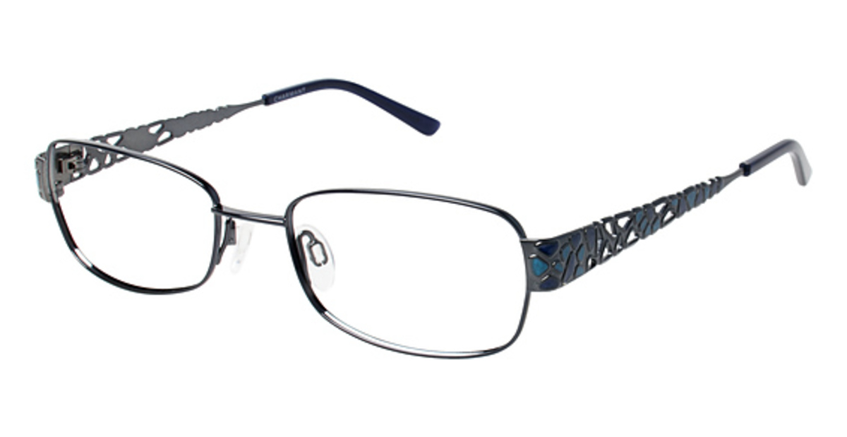 Eyeglass Frames Titanium : Charmant Titanium TI 12106 Eyeglasses Frames