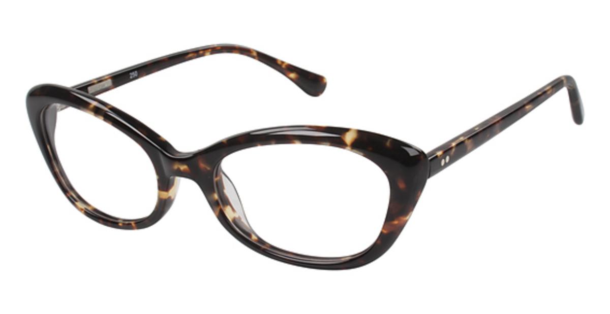 derek lam dl250 eyeglasses frames