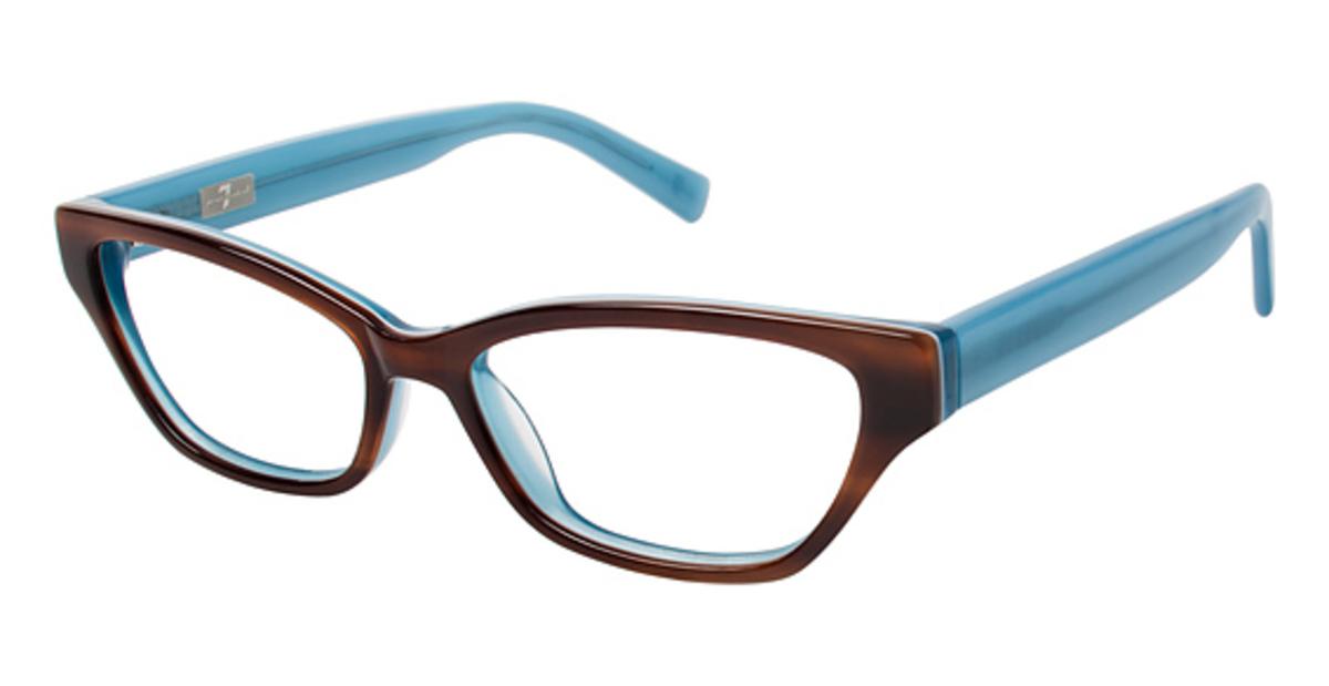 7 FOR ALL MANKIND 779 Eyeglasses