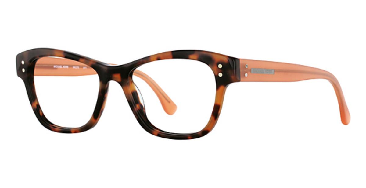 7abc7ef74c Michael Kors Eyeglasses Tortoise Green