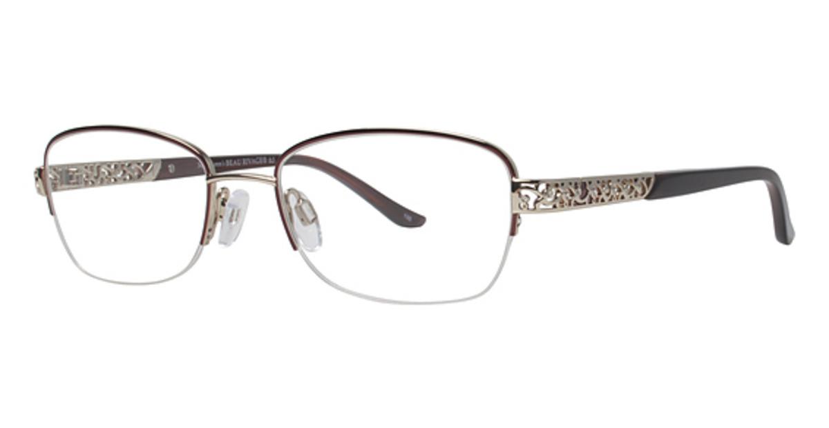 e86ac584f3d8 Sophia Loren SL Beau Rivage 63 Petite Eyeglasses