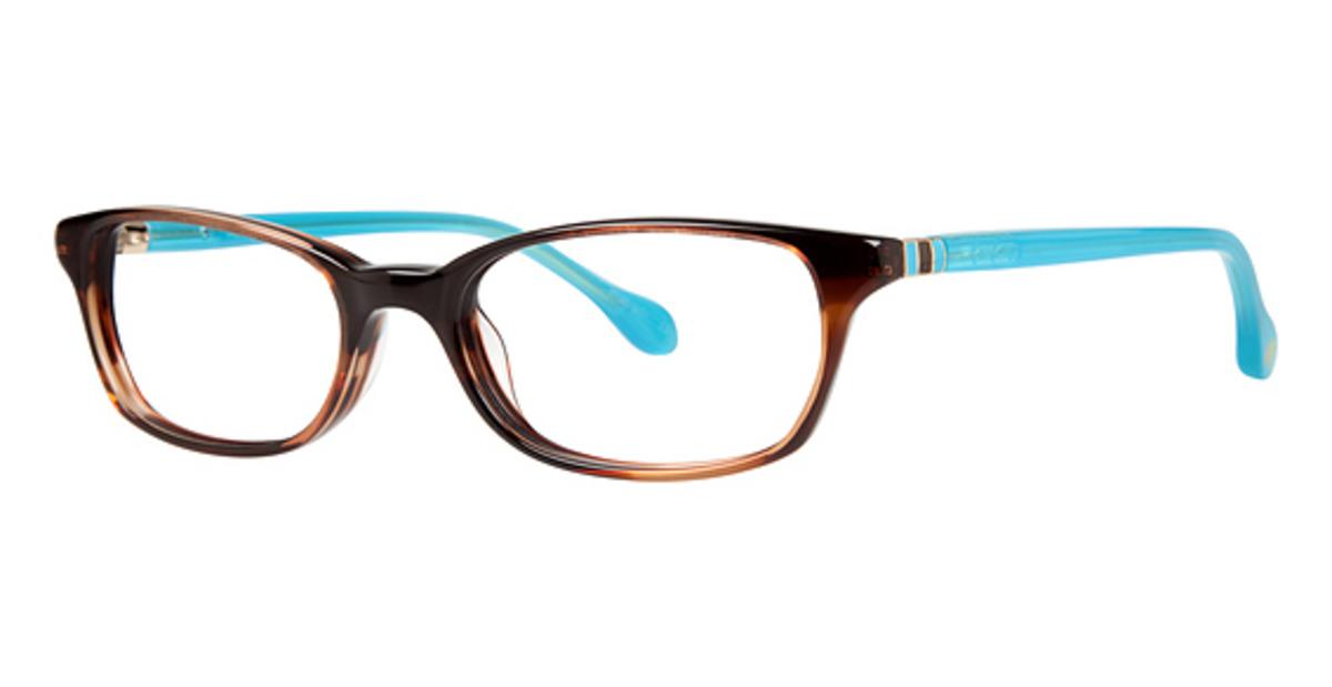 Eyeglass Frames Lilly Pulitzer : Lilly Pulitzer Daena Eyeglasses Frames