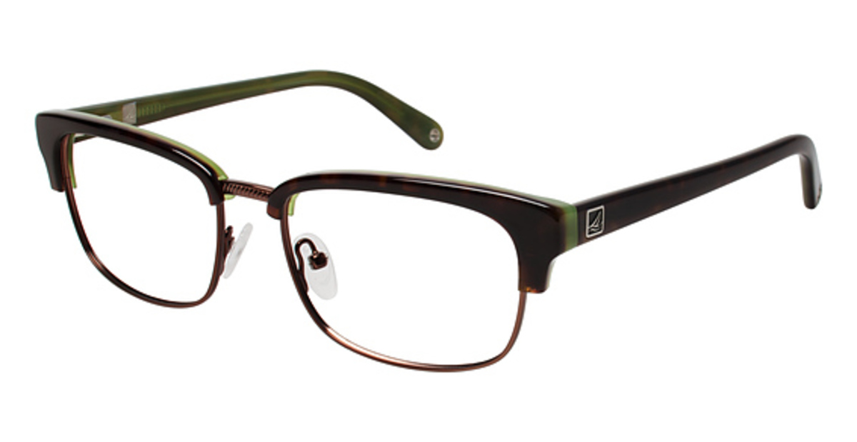 Sperry Top-Sider Booth Bay Eyeglasses Frames
