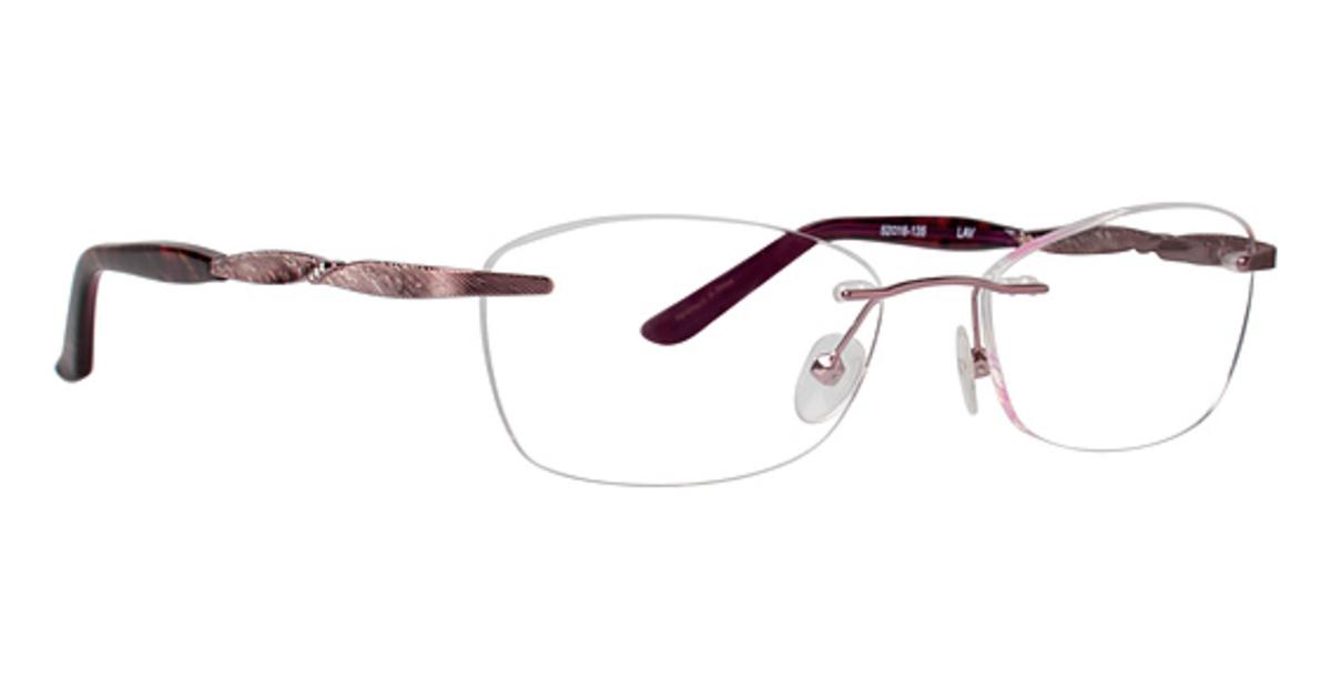 drill mount rimless eyeglasses louisiana brigade