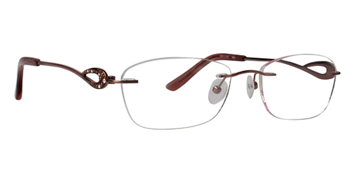 Eyeglasses Frames Rimless : Totally Rimless TR 207 Eyeglasses Frames