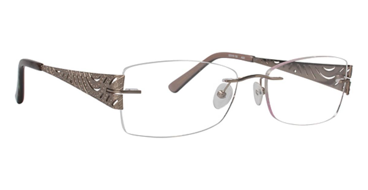 Totally Rimless TR 208 Eyeglasses Frames