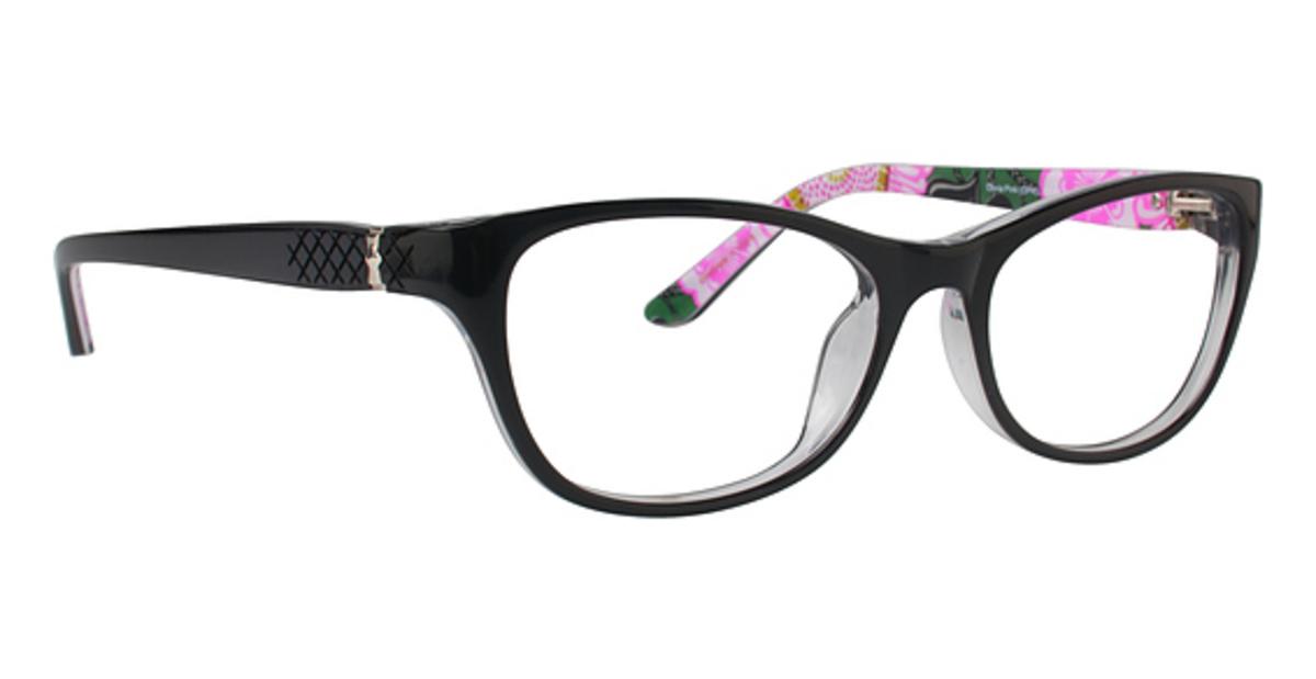 Vera Bradley VB Tammie Eyeglasses Frames