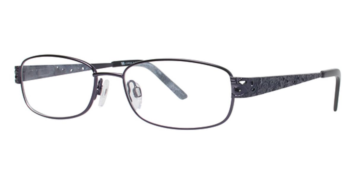 Eyeglass Frames Gloria Vanderbilt : Gloria Vanderbilt Gloria By 4031 Eyeglasses Frames