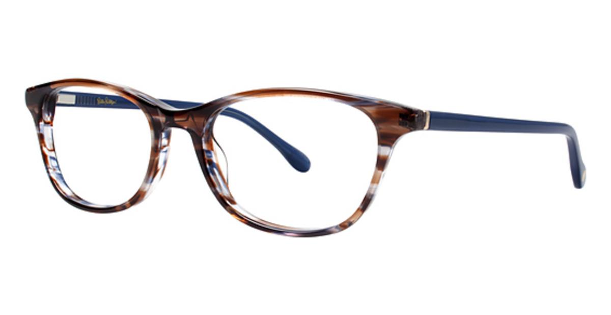 Lilly Pulitzer Braydon Eyeglasses Frames