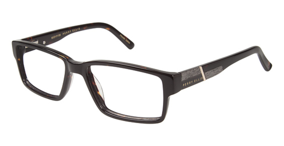 perry ellis pe 336 brown brown