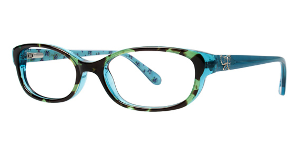 Lilly Pulitzer Leandra Eyeglasses Frames