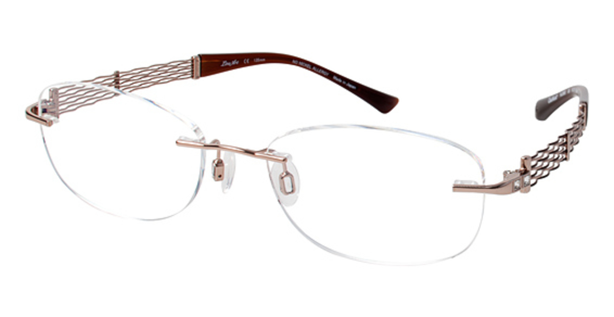 Line Art XL 2052 Eyeglasses Frames