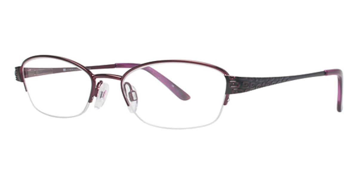 Eyeglass Frames Gloria Vanderbilt : Gloria Vanderbilt Gloria By 4032 Eyeglasses Frames
