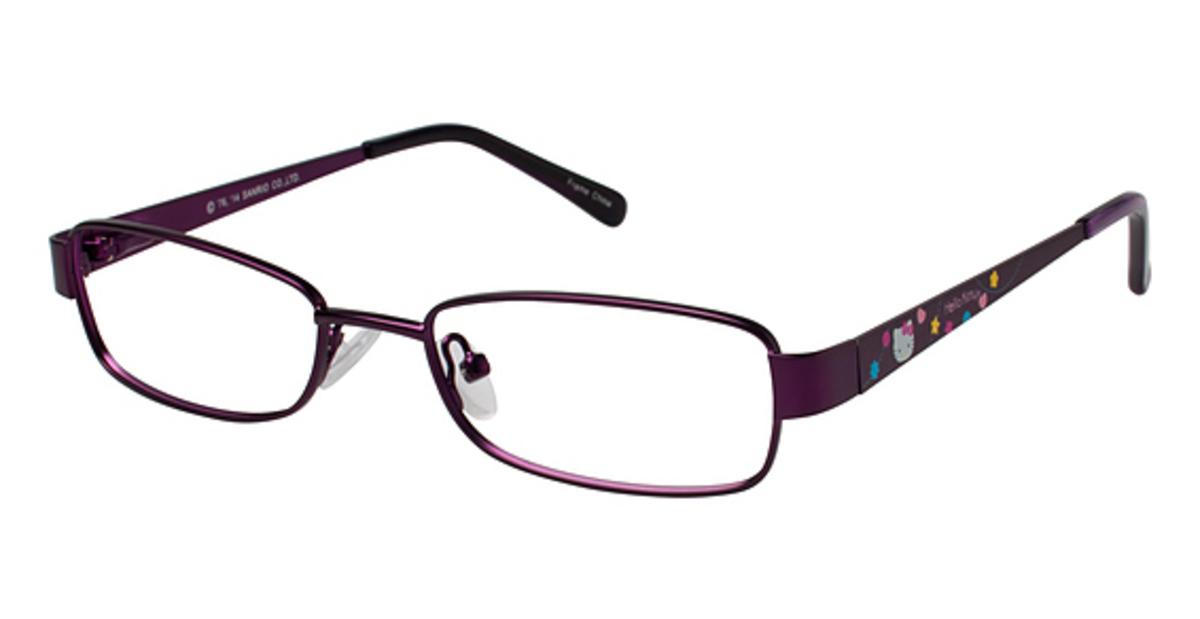 Glasses Frames Hk : Hello Kitty HK 243 Eyeglasses Frames