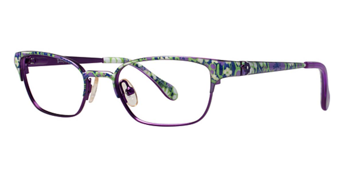 607b0a1f111f Lilly Pulitzer Eyeglasses Frames