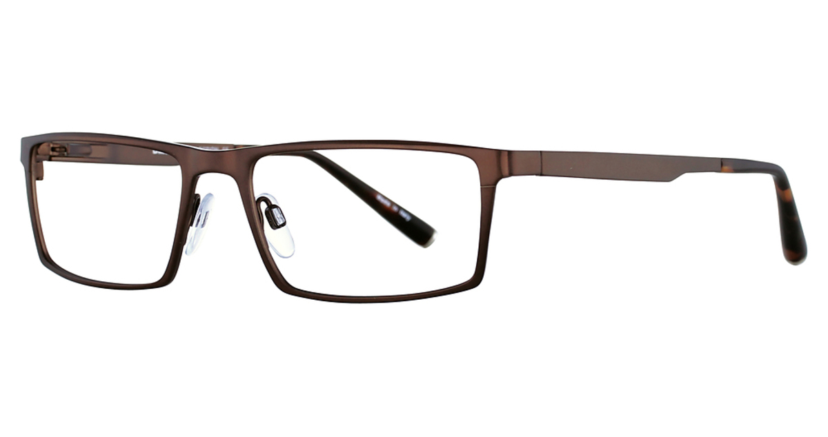 Aspex Easy Clip Eyeglass Frames : Aspex B6003 Eyeglasses Frames