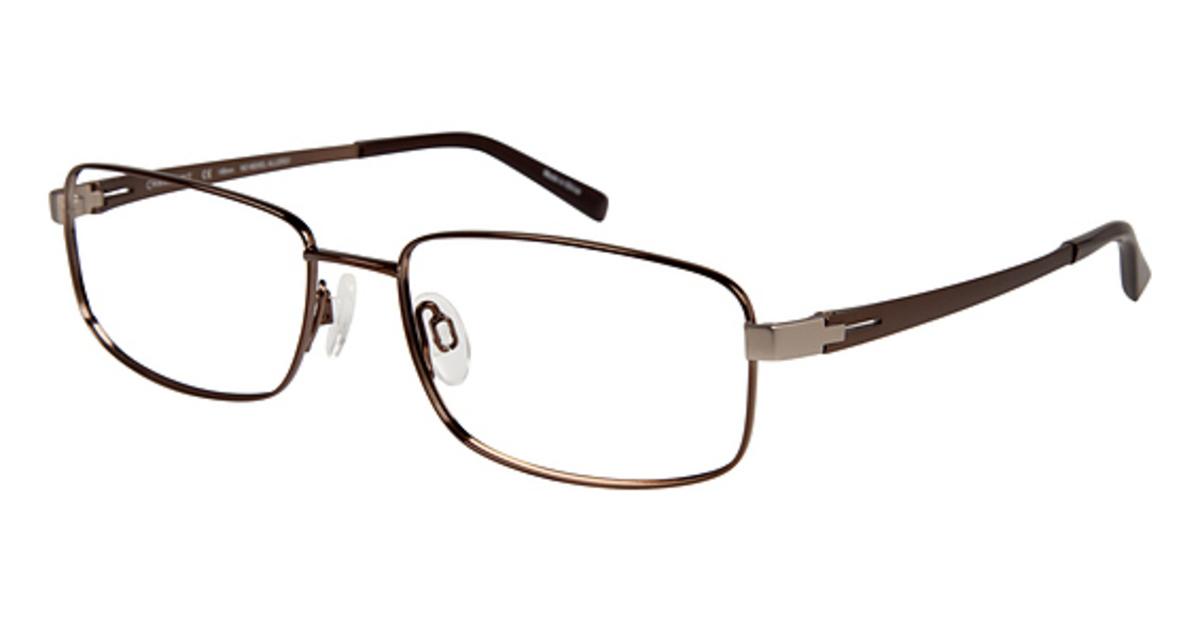 Eyeglasses Frames Charmant : Charmant Titanium TI 10793 Eyeglasses Frames