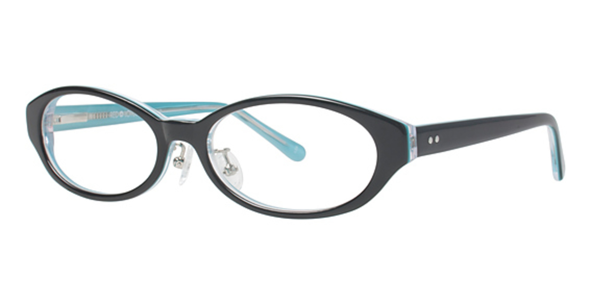 Red Lotus 209Z Eyeglasses Frames
